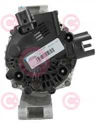 CAL15284 BACK VALEO Type 12V 90Amp PR6