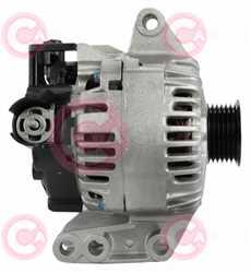 CAL15284 SIDE VALEO Type 12V 90Amp PR6