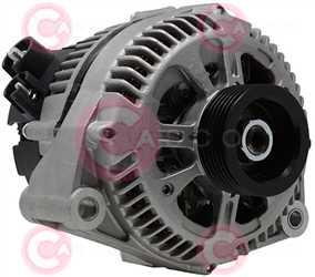 CAL15301 FRONT VALEO Type 12V 150Amp PR6