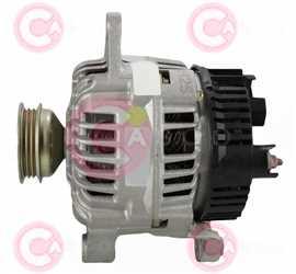 CAL15309 SIDE VALEO Type 12V 110Amp PR3