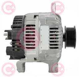 CAL15315 SIDE VALEO Type 12V 110Amp PR6