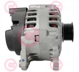 CAL15371 SIDE VALEO Type 12V 70Amp PR6