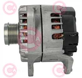 CAL15372 SIDE VALEO Type 12V 180Amp PR7
