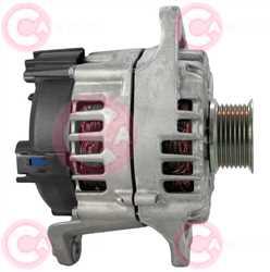 CAL15373 SIDE VALEO Type 12V 180Amp PR7