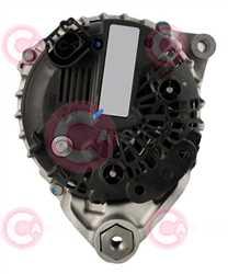 CAL15377 BACK VALEO Type 12V 150Amp PR6