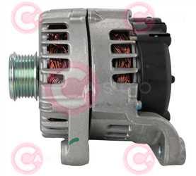 CAL15378 SIDE VALEO Type 12V 180Amp PR6