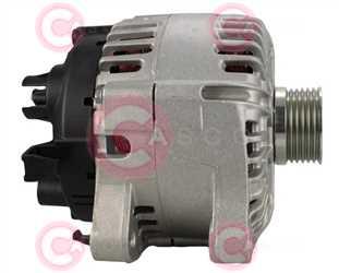 CAL15380 SIDE VALEO Type 12V 150Amp PR6