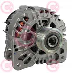 CAL15381 FRONT VALEO Type 12V 160Amp PFR6