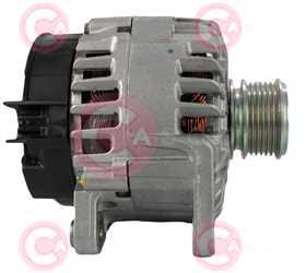 CAL15381 SIDE VALEO Type 12V 160Amp PFR6