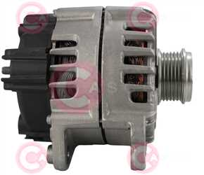 CAL15396 SIDE VALEO Type 12V 200Amp