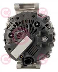 CAL15397 BACK VALEO Type 12V 150Amp