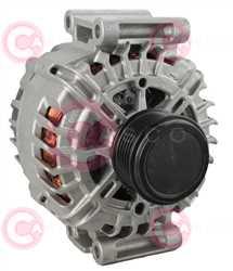 CAL15397 FRONT VALEO Type 12V 150Amp
