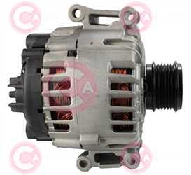 CAL15397 SIDE VALEO Type 12V 150Amp