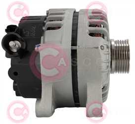 CAL15404 SIDE VALEO Type 12V 125Amp PFR6
