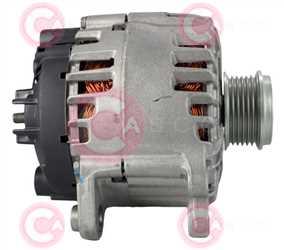 CAL15406 SIDE VALEO Type 12V 150Amp PFR6