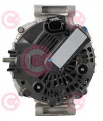 CAL15407 BACK VALEO Type 12V 150Amp PFR6