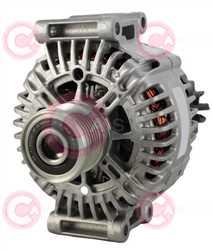 CAL15407 FRONT VALEO Type 12V 150Amp PFR6