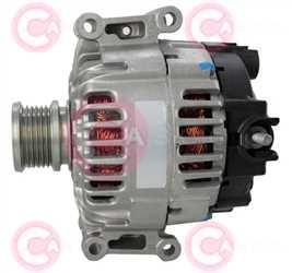 CAL15407 SIDE VALEO Type 12V 150Amp PFR6