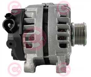 CAL15414 SIDE VALEO Type 12V 150Amp PFR6