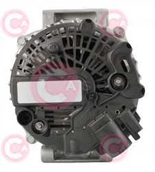 CAL15415 BACK VALEO Type 12V 150Amp PFR6