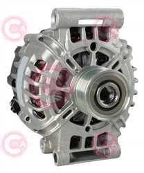 CAL15415 FRONT VALEO Type 12V 150Amp PFR6