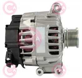 CAL15415 SIDE VALEO Type 12V 150Amp PFR6