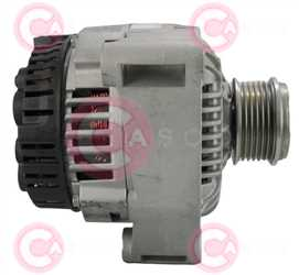 CAL15416 SIDE VALEO Type 12V 90Amp PR6