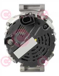 CAL15417 BACK VALEO Type 12V 120Amp PFR6