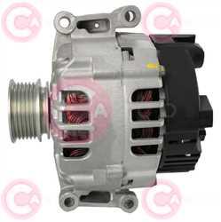 CAL15417 SIDE VALEO Type 12V 120Amp PFR6