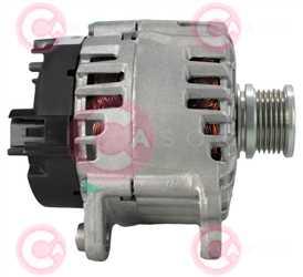 CAL15418 SIDE VALEO Type 12V 140Amp PFR6