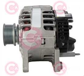 CAL15419 SIDE VALEO Type 12V 90Amp PR6