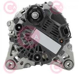 CAL15420 BACK VALEO Type 12V 150Amp PFR7