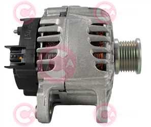 CAL15420 SIDE VALEO Type 12V 150Amp PFR7