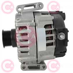CAL15422 SIDE VALEO Type 12V 180Amp PR6