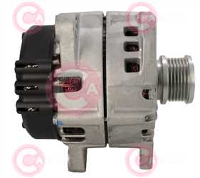 CAL15426 SIDE VALEO Type 12V 180Amp PFR6
