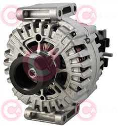 CAL15428 FRONT VALEO Type 12V 180Amp PR6