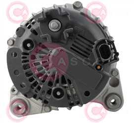 CAL15429 BACK VALEO Type 12V 180Amp PFR7