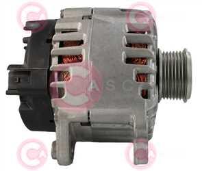 CAL15429 SIDE VALEO Type 12V 180Amp PFR7