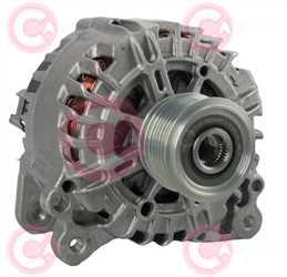 CAL15431 FRONT VALEO Type 12V 180Amp PFR6