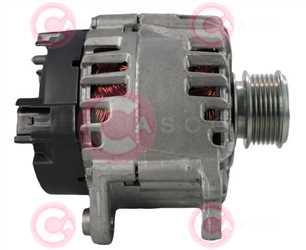 CAL15431 SIDE VALEO Type 12V 180Amp PFR6