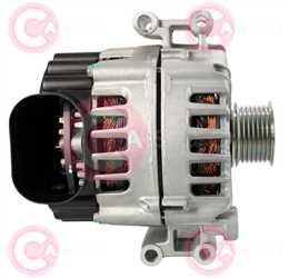 CAL15440 SIDE VALEO Type 12V 230Amp PR7