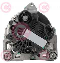 CAL15450 BACK VALEO Type 12V 110Amp PR7