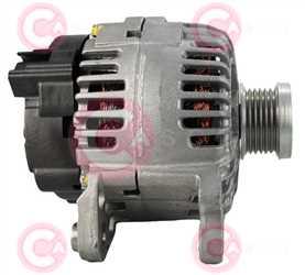 CAL15451 SIDE VALEO Type 12V 110Amp PFR6