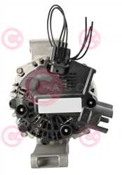 CAL15452 BACK VALEO Type 12V 120Amp PFR6