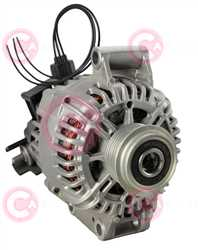 CAL15452 FRONT VALEO Type 12V 120Amp PFR6