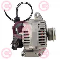 CAL15452 SIDE VALEO Type 12V 120Amp PFR6