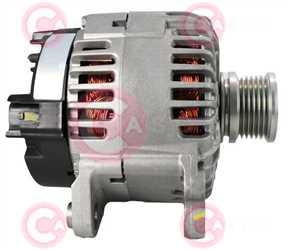 CAL15456 SIDE VALEO Type 12V 140Amp PR6