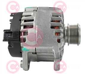 CAL15457 SIDE VALEO Type 12V 140Amp PFR6