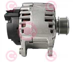 CAL15459 SIDE VALEO Type 12V 140Amp PFR6