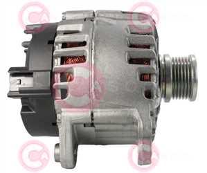 CAL15464 SIDE VALEO Type 12V 150Amp PFR6